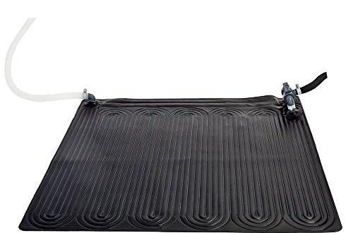 intex solarmatte poolzubehoer solar poolheizung 120 x120 cm 500x330 - Intex Solarmatte - Poolzubehör - Solar-Poolheizung - 120 x120 cm