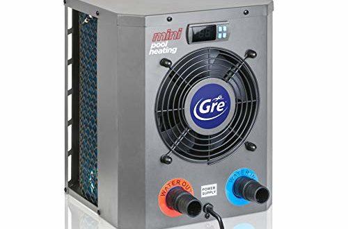 gre hpm20 mini waermepumpe fuer aufbau pool bis zu 20 m3 500x330 - Gre HPM20 - Mini-Wärmepumpe für Aufbau-Pool bis zu 20 m3