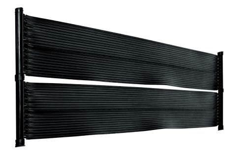 Speed Solar Sun LDPE 0.7 x 3 m, für Pools bis 12 cbm Wasserinhalt, Schlauchanschluss 32/38 mm, 49120