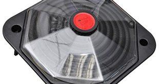 vidaXL Solar Poolheizung 735W Solarheizung Solarkollektor Heizung Schwimmbad 310x165 - vidaXL Solar Poolheizung 735W Solarheizung Solarkollektor Heizung Schwimmbad